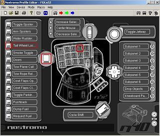 Nostromo Gamepad