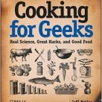 Cooking for Geeks - Book Cover