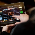 OnLive on an iPad for gaming