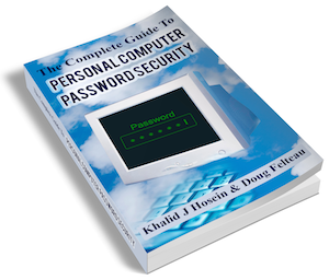 Book cover - Computer Security Password